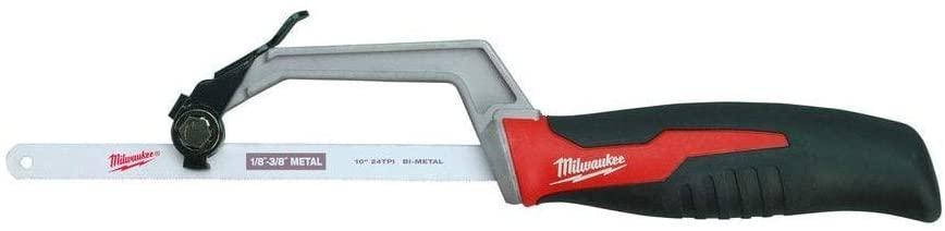 Milwaukee 48–22–0012 Compact Scie à métaux