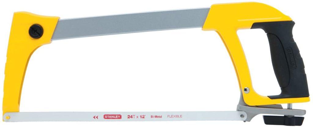 Stanley 1-20-110 Scie à métaux bimatiere 300 mm - travaux intensifs