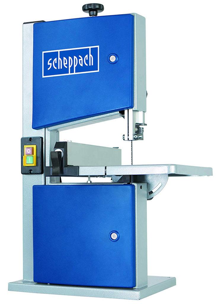 Scheppach HBS20 Scie à ruban 230 V 250 W