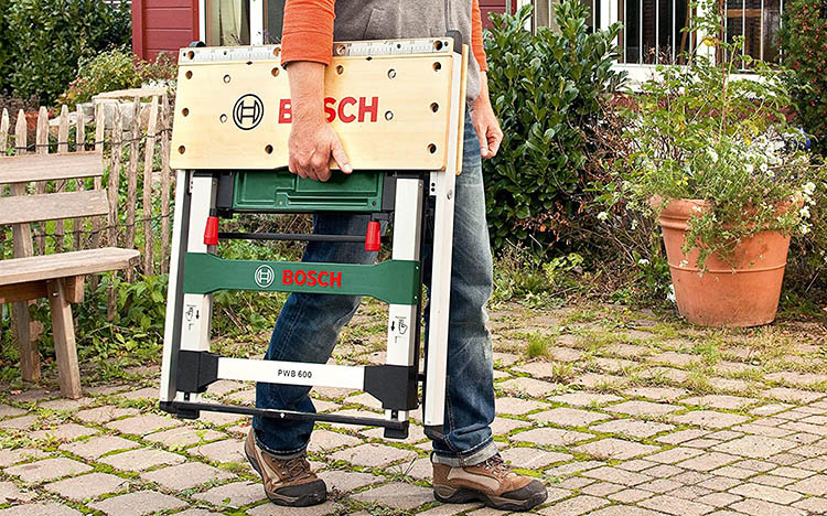 Établi de travail Bosch - PWB 60