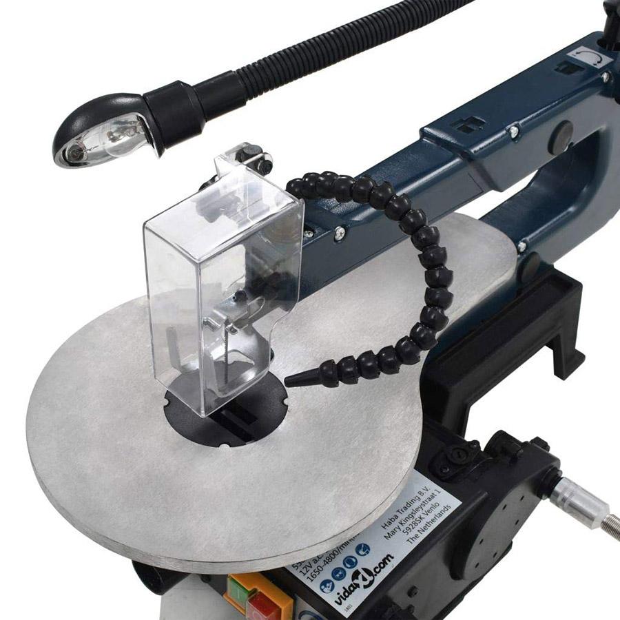 Comparatif SCHEPPACH DECO-FLEX Scie à Chantourner à Vitesse Variable 550 à 1600rpm