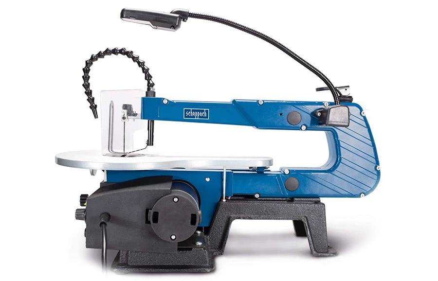 SCHEPPACH SD1600V Scie à Chantourner à Vitesse Variable 500 à 1700rpm