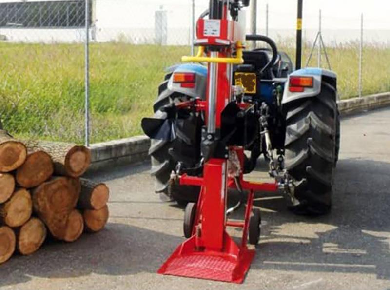 avis Fendeuse de buche sur prise de force Woodline - 16 tonnes