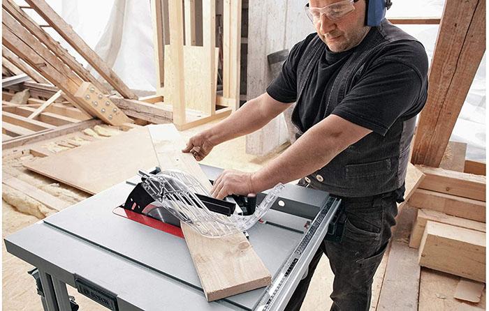 avis Bosch Professional Scie sur table GTS 10 JRE