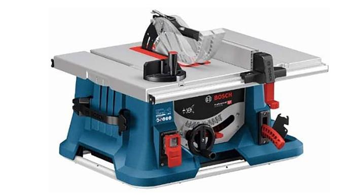 avis et test Bosch Professional Scie sur Table GTS 635-216