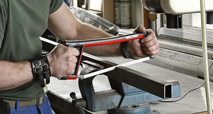 test FACOM - Monture de scie à métaux 300 mm tension 80 kg - 601 PG