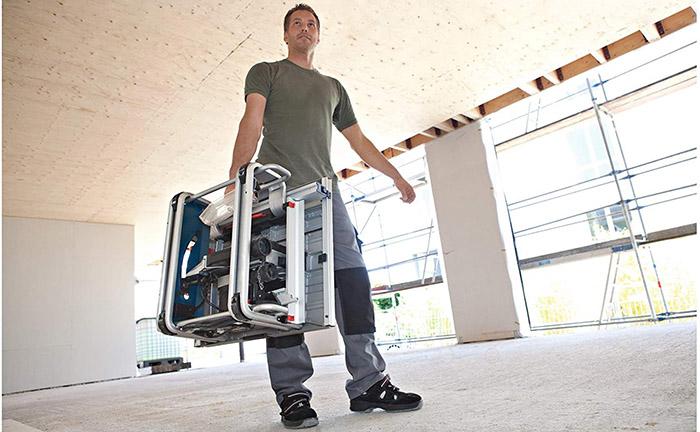 test et avis sur la Bosch Professional Scie sur table GTS 10 JRE