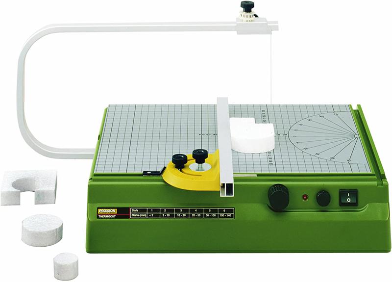 Test - Proxxon 27080 Système de découpe thermique
