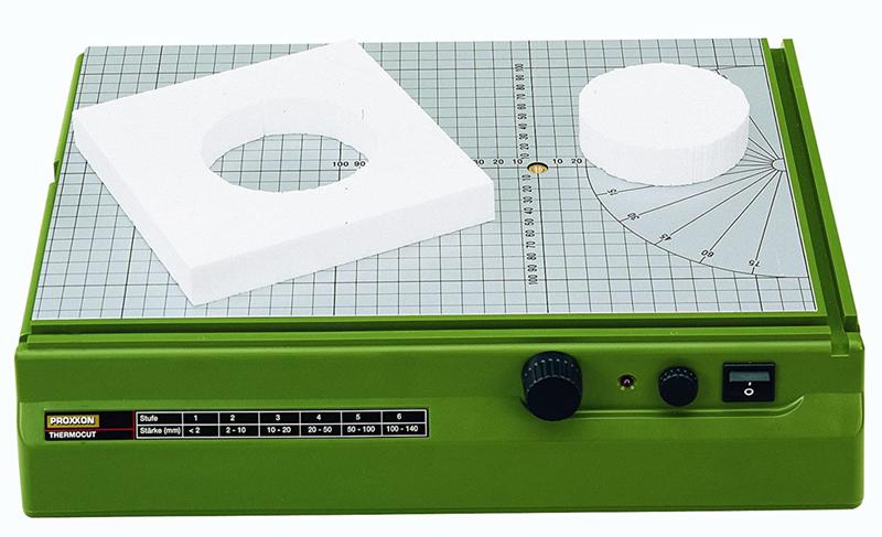 avis - Proxxon 27080 Système de découpe thermique